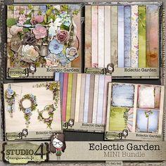 Eclectic Garden - The Mini Bundle