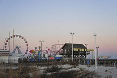Fun at the Shore Seaside Park New Jersey by Terry DeLuco Art Prints For Sale, Fine Art Prints, Seaside Park, Seaside Heights, Art Sites, Atlantic City, Abandoned Places, Installation Art, New Jersey