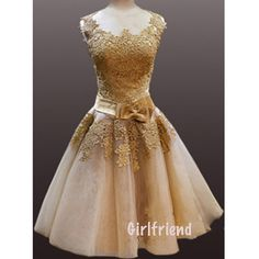 Each of our dress are made to order by hand  Dress code:G0217  Fabric: Organza Embellishment: Lace Straps:Strapless Sleeves:Sleeveless Neckline: Sweetheart Length: Short Back details: Zipper-up Fashion: Prom dress Color: see picture  Size: 2,4,6,8,10,12, Custom-made  Each of dress...