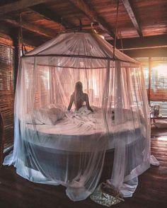 Via Bedroom goals at the AZULIK Resort in Tulum, Mexico - Homeideas Dream Rooms, Dream Bedroom, Home Improvement Loans, Room Ideas Bedroom, Bed Room, Aesthetic Rooms, Cool Beds, My New Room, Room Inspiration