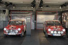 """363 GYP """"Replica"""" built by B.M.W.----JBL 493 D 3rd o/a 1966 Czech rally . Makinen / Easter"""