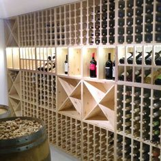 Étagère à vin VINCASA - Système modulaire - vue 5