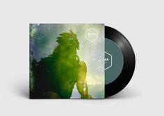 """Disseny portada de maxi single de Bulma """"de llum"""". www.bulmagrup.cat 2015 Música, music, group, rock, disseny portada, català"""
