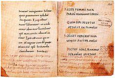 Karolingische Minuskel – Wikipedia
