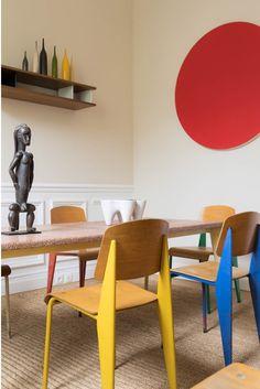 The Socialite Family Chaises Standard de Vitre color es