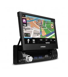 """Buenos días amig@s!! #FelizMartes Hoy en carmultimediazone.com destacamos nuestra #Radio #DVD 1Din #Xtrons #LCD Táctil HD 7"""" GPS BLUETOOTH a un precio irresistible!! Estas son algunas de sus características:  Windows CE 6.0 - Menús estilo Windows 8 - GPS con mapas incluidos en una tarjeta SD - Tamaño 1Din Universal - Radio AM/FM (con RDS) - LCD 7"""" táctil HD 800*480 - Pantalla motorizada ajustable en 4 posiciones - Panel frontal extraíble - Bluetooth para manos libres con…"""