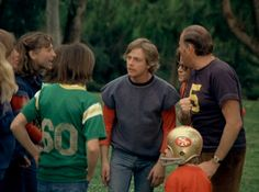 MARK HAMILL on EIGHT IS ENOUGH