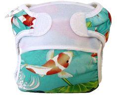 Bummis Swimmi Swim Diaper, Koi Pond, Large - http://www.discoverbaby.com/diapers/discount-swim-diapers-free-shipping/bummis-swimmi-swim-diaper-koi-pond-large/