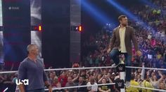 Shane McMahon was looking for an Mcmahon Family, Shane Mcmahon, True Love Stories, Love Story, Wwe Draft, Watch Wrestling, Usa Network, Superstar, In This Moment