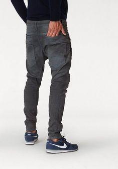 G Star Raw Jeans, Skinny Fit Jeans, Military Fashion, Mens Fashion, Military Style, Drop Crotch Jeans, Herren Style, Denim Art, Star Wars