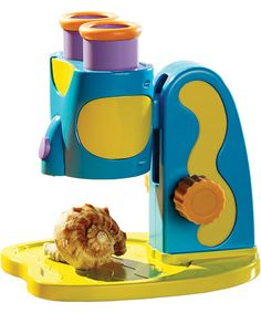 This My First Microscope Set is perfect! #zulilyfinds