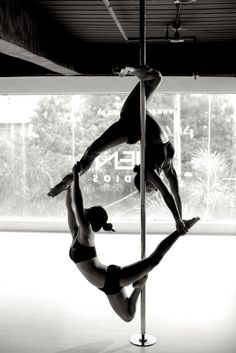 pole dancing, strength, power, flexibility, fit body, exercise Loved and pinned by www.downdogboutique.com