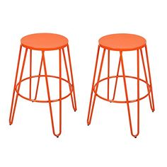 Adeco Metal Stackable Round Top Backless Barstools, Set o... http://www.amazon.com/dp/B018A1AQI6/ref=cm_sw_r_pi_dp_WZ-fxb12DQV77