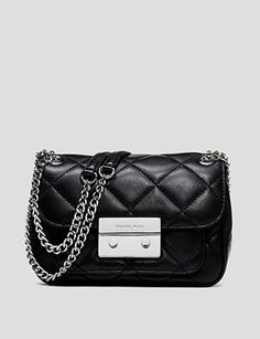 Michael Michael Kors Sloan Small Quilted - Avenue K