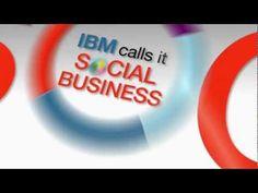 People do business with people. IBM calls it Social Business - IBM Social Business Leadership Video #socbiz #ibmsocialbiz