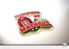 Logo: Fazendinha do Matheus, 1 Aninho