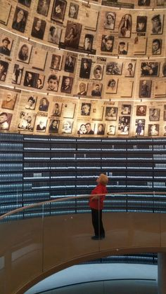 """Thank you for keeping the memory of the Holocaust alive! Beautiful exhibits and very moving. I'll cry later when nobody is around!"" Dr. Ruth Westheimer"