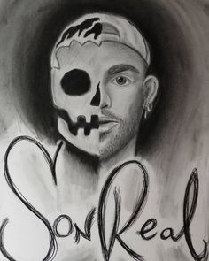 Got my hands #dirty with some #charcoal again yesterday and loved it. . Had to do a #sonreal #portrait huge inspiration influence and a dope performer so awesome to finally see you in #philly . . @therealsonreal #onelongdream #onelongdreamtour #drawing #draw #art #artist #black #blackandgrey #music #hiphop #hiphopart . . Tag @therealsonreal he's gotta see this shit!!
