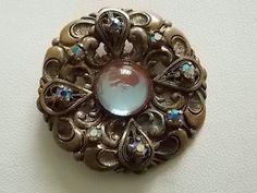 Vintage Saphiret Brooch