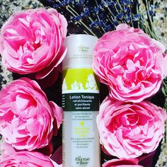 Lotion Tonique, Bio, Rose, Provence, Organic, Skin Care, Flowers, Plants, Lavender