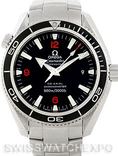 b97317d21a2 Omega Seamaster Planet Ocean Mens Watch 2201.51.00