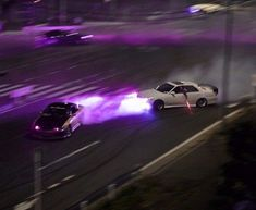 Tuner Cars, Jdm Cars, Jdm Wallpaper, Dark Purple Aesthetic, Street Racing Cars, Nissan Gtr Skyline, Xjr, Pretty Cars, Night Aesthetic