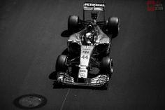 Formula 1 - Lewis Hamilton - Mercedes - GP Monaco Montecarlo 2014 - daniphotodesign.com