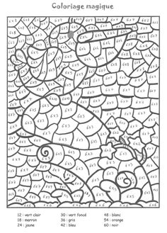 Risultati immagini per coloriage magique addition Math For Kids, Fun Math, Math Games, Math Activities, Maths, Multiplication Activities, Montessori Math, Homeschool Math, Math Coloring Worksheets