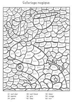 table de 6, coloriage codé-copie-1