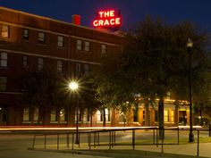 AbileneTexan Photo of the Day: Grace Museum at Night by S. Henderson