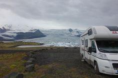 Islande en camping car
