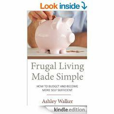 FREE: Frugal Living Made Simple eBook: Ashley Walker: www.sahmlashes.com
