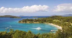 Caneel Bay Resort in St. John, Caribbean - destination weddings in the #Caribbean @luxdestweds