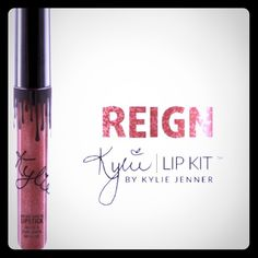 REIGN 💋 Kylie Lip Kit- Metals Brand new in package! on hand and will ship immediately! no trades 💕💋 reasonable offers will be considered Kylie Cosmetics Makeup Lipstick