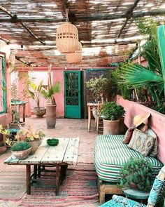 Marvelous Cozy Patio Design Ideas - Page 50 of 50 Outdoor Seating, Outdoor Spaces, Outdoor Living, Outdoor Decor, Pergola Patio, Backyard Patio, Pergola Kits, Beach Patio, Mexican Patio