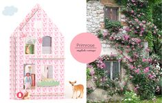 DIY English cottage by Alyson Beaton