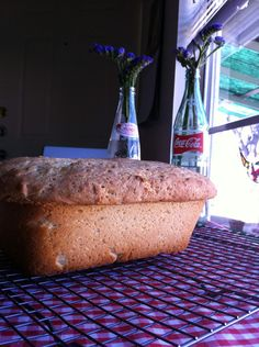 Bread for the People, a gluten-free white loaf - Hip Girl's Guide to Homemaking - Living thoughtfully in the modern world
