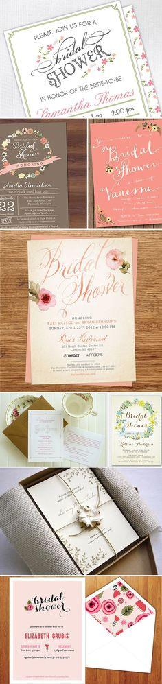 Convites para chá de panela | Como fazer o convite do seu chá?