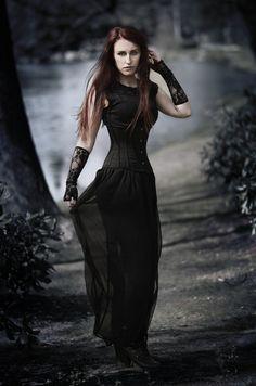 Photograph Dark Girl [2] by Michał Piotrowski on 500px