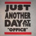 Another day with a professional attitude