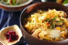 親子丼のレシピ・作り方 - 簡単プロの料理レシピ | E・レシピ