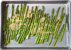 Miso Ginger Asparagus ~ http://steamykitchen.com