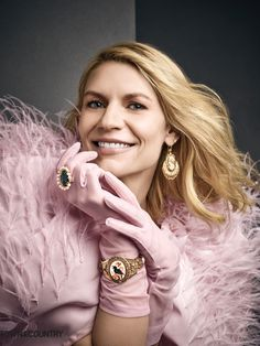 Claire Danes Town & Country 2020 Cover Photos | Fashion Gone Rogue