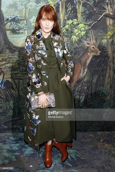 <a gi-track='captionPersonalityLinkClicked' href=/galleries/search?phrase=Florence+Welch&family=editorial&specificpeople=5431574 ng-click='$event.stopPropagation()'>Florence Welch</a> attends the Valentino show as part of Paris Fashion Week Haute Couture Spring/Summer 2014 on January 22, 2014 in Paris, France.