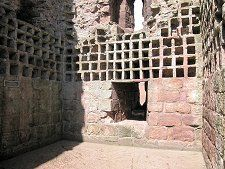 Doocot in the 1240s Tower, Hailes