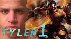 Tyler1 Champion Spotlight https://youtu.be/6I7gwedoCSA #games #LeagueOfLegends #esports #lol #riot #Worlds #gaming