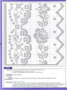 crochet Toalha 03 (grafico)