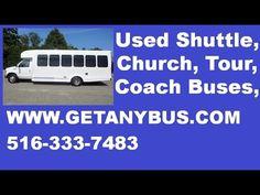 Church Bus | 2007 Ford E450 Turtle Top Wheelchair Church Bus | Call CHARLIE at 516-333-7483