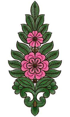 Kali Embroidery Design 12802