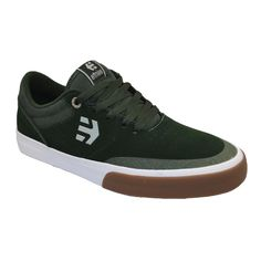 Marana Vulc   Green/White/Gum (313)  #skatewear #skate  #awesome #NewArrivals #etnies #vampsnyc  #sneakers #VampsnycCom